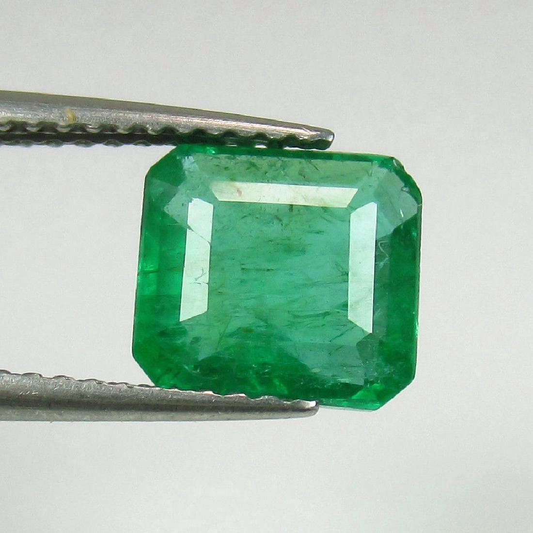 2.00 Ct Genuine Loose Emerald