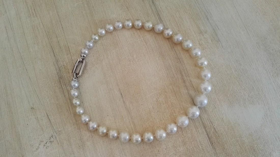 Australian South Sea pearls necklace