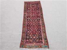 Simply Semi Antique Persian Malayer Rug 9.3x3