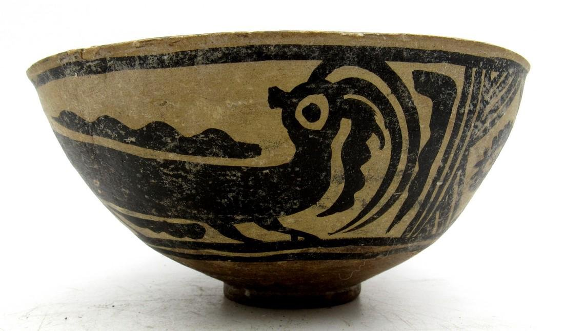 Indus Valley Bowl depicting Goat - Indus Valley