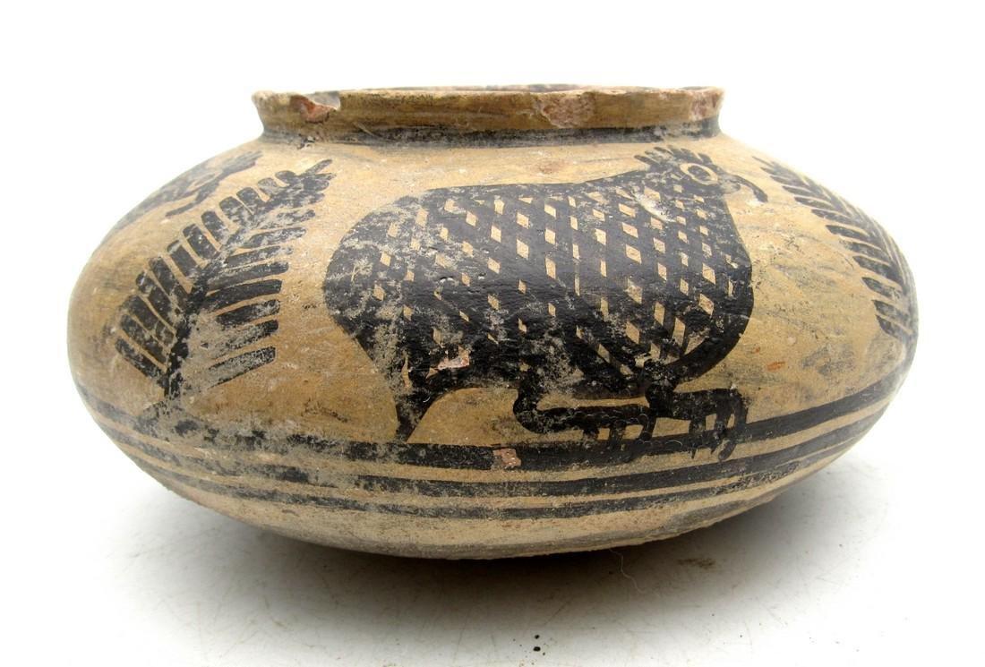 Indus Valley Bowl Depicting Birds