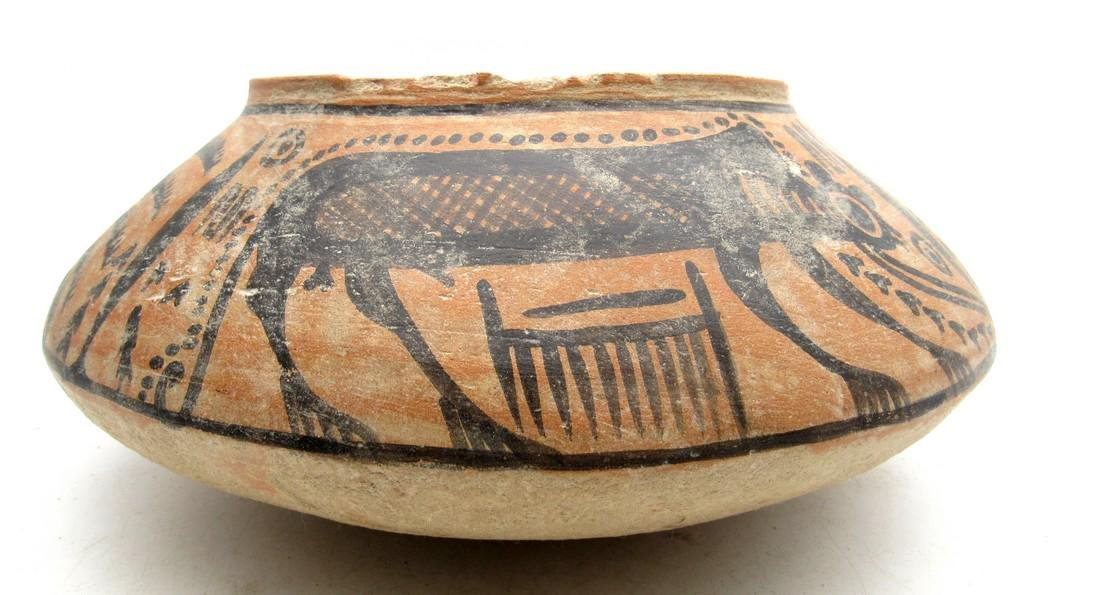 Indus Valley Bowl Depicting Monkey - Indus Valley