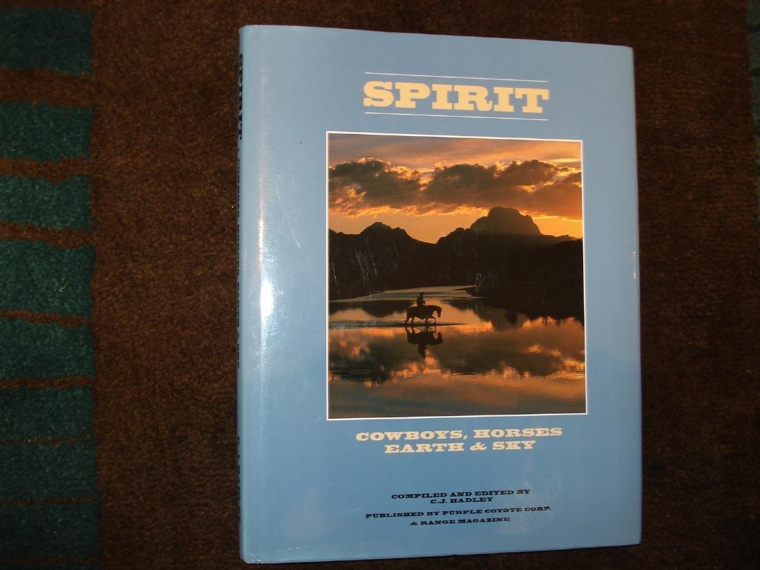 Spirit. Cowboys, Horses, Earth & Sky.