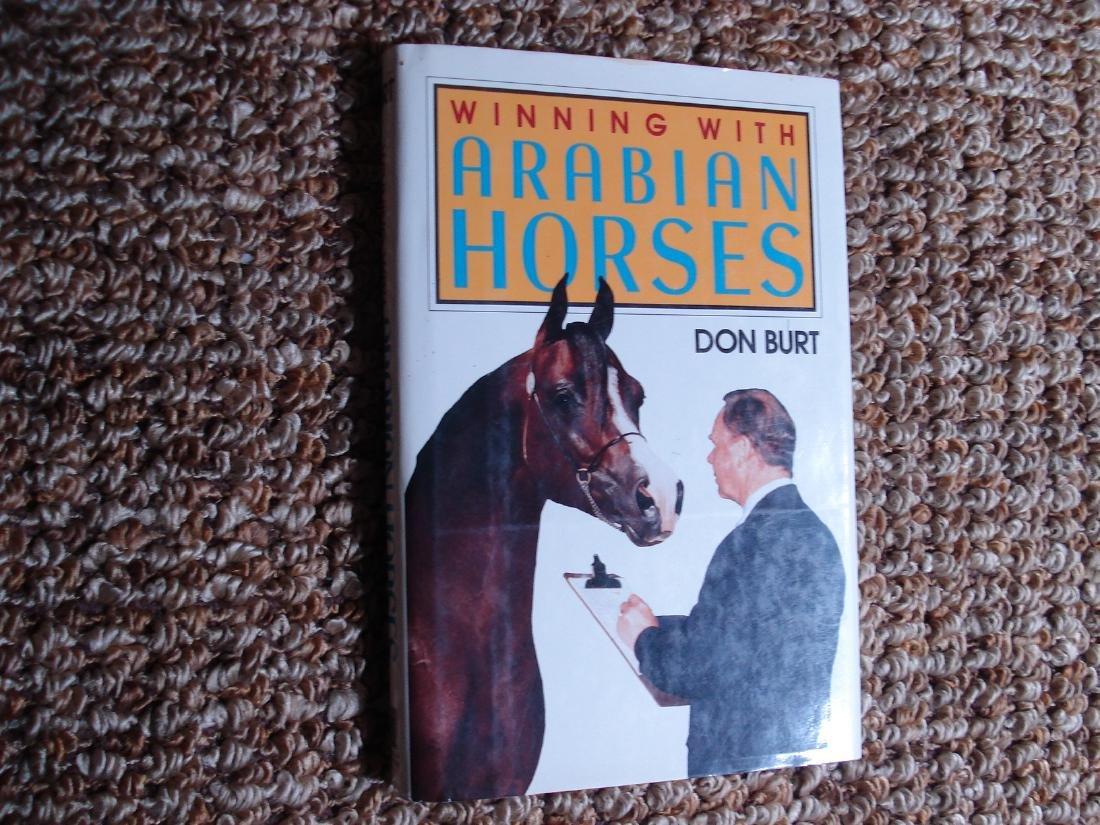 Winning with Arabian Horses.