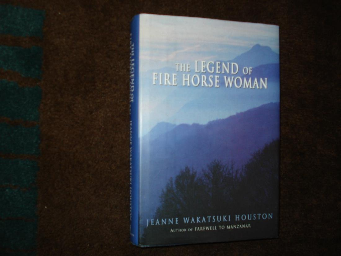 The Legend of Fire Horse Woman.