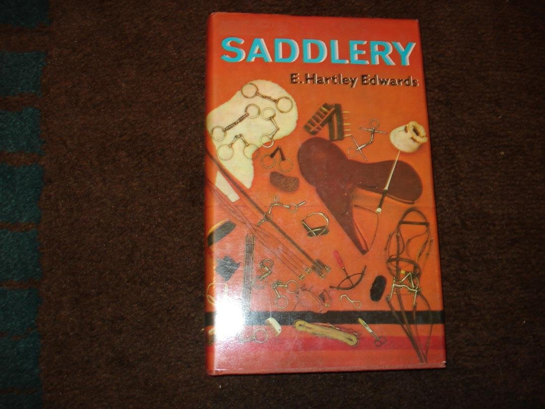 Saddlery. Modern Equipment for Horse and Stable.