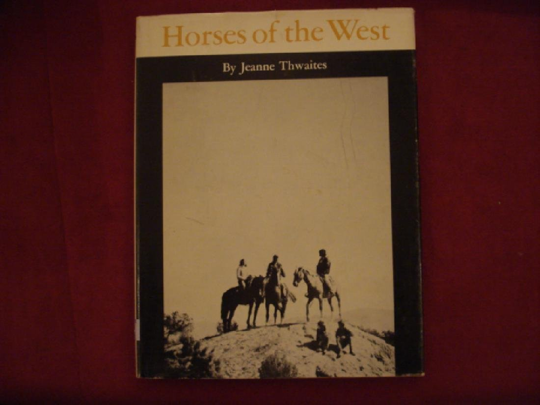 Horses of the West.