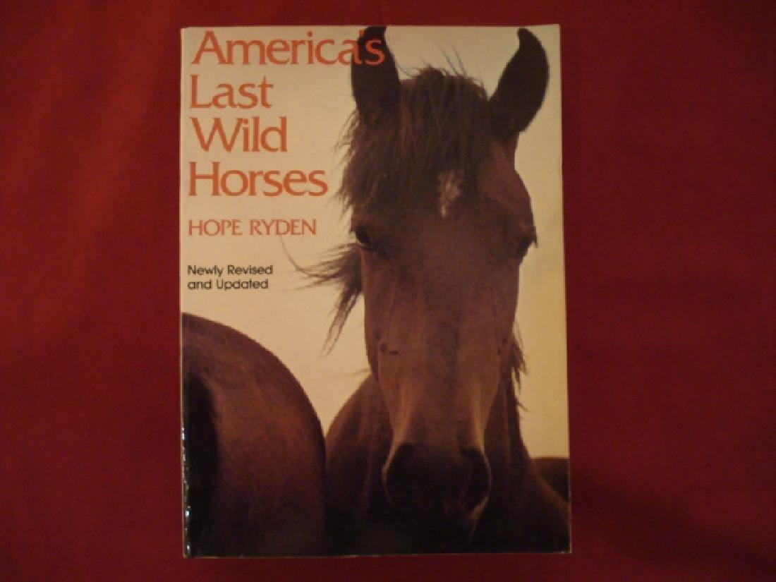 America's Last Wild Horses.