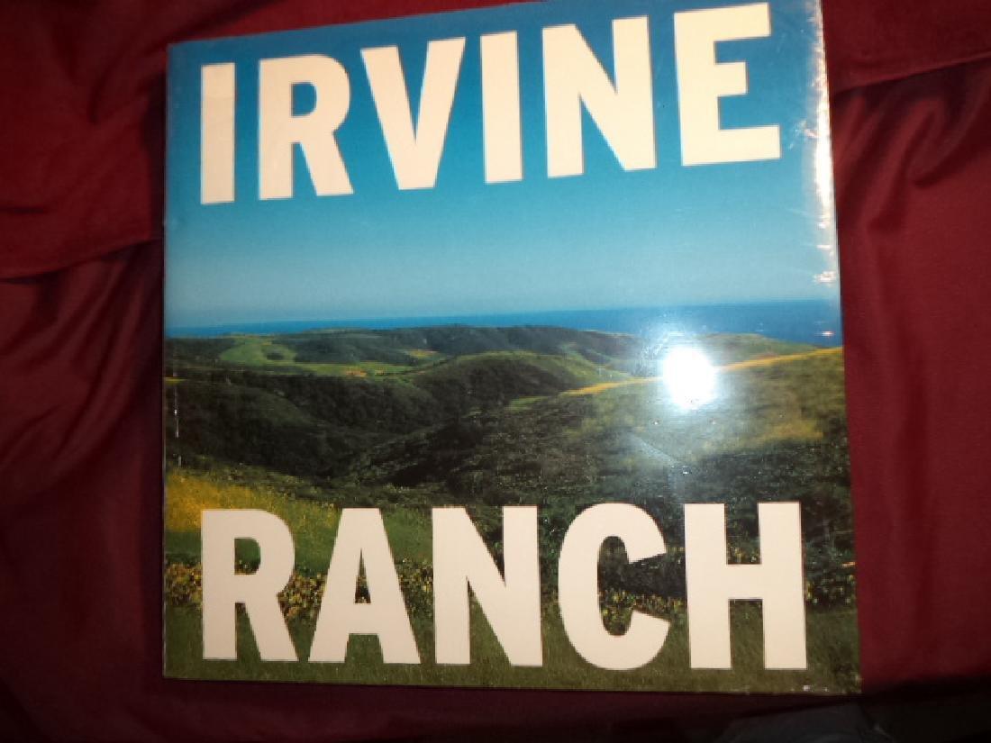 Irvine Ranch. Different by Design 1960-2000 shrinkwrap