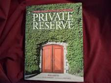 Private Reserve. Signed by the authors.