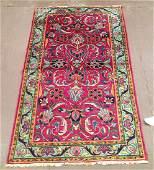 Antique Persian Malayer Rug 4.10x2.10