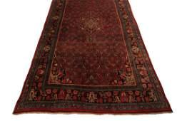 Antique Persian Bijar Rug Farahan Design 5.6x8.10
