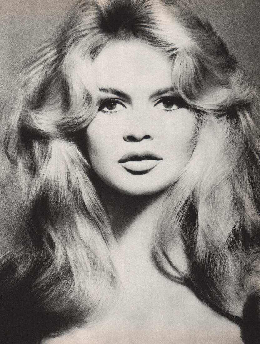 RICHARD AVEDON - Bridget Bardot 1959