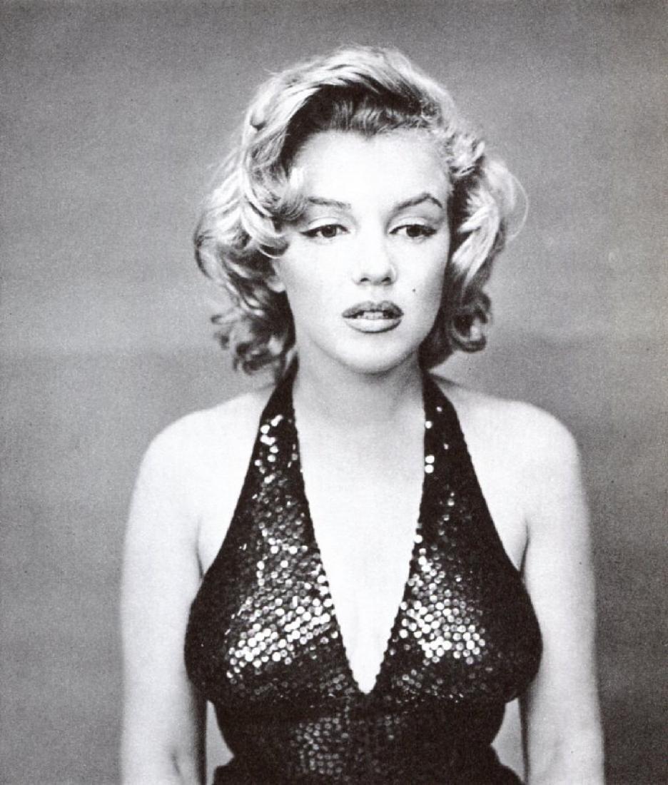 RICHARD AVEDON - Marilyn Monroe