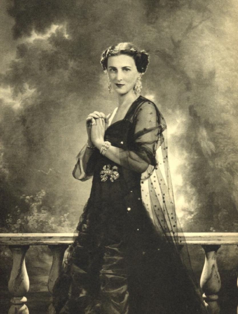 CECIL BEATON - H.R.H. The Duchess of Kent