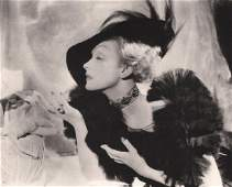 CECIL BEATON  Marlene Dietrich 1935