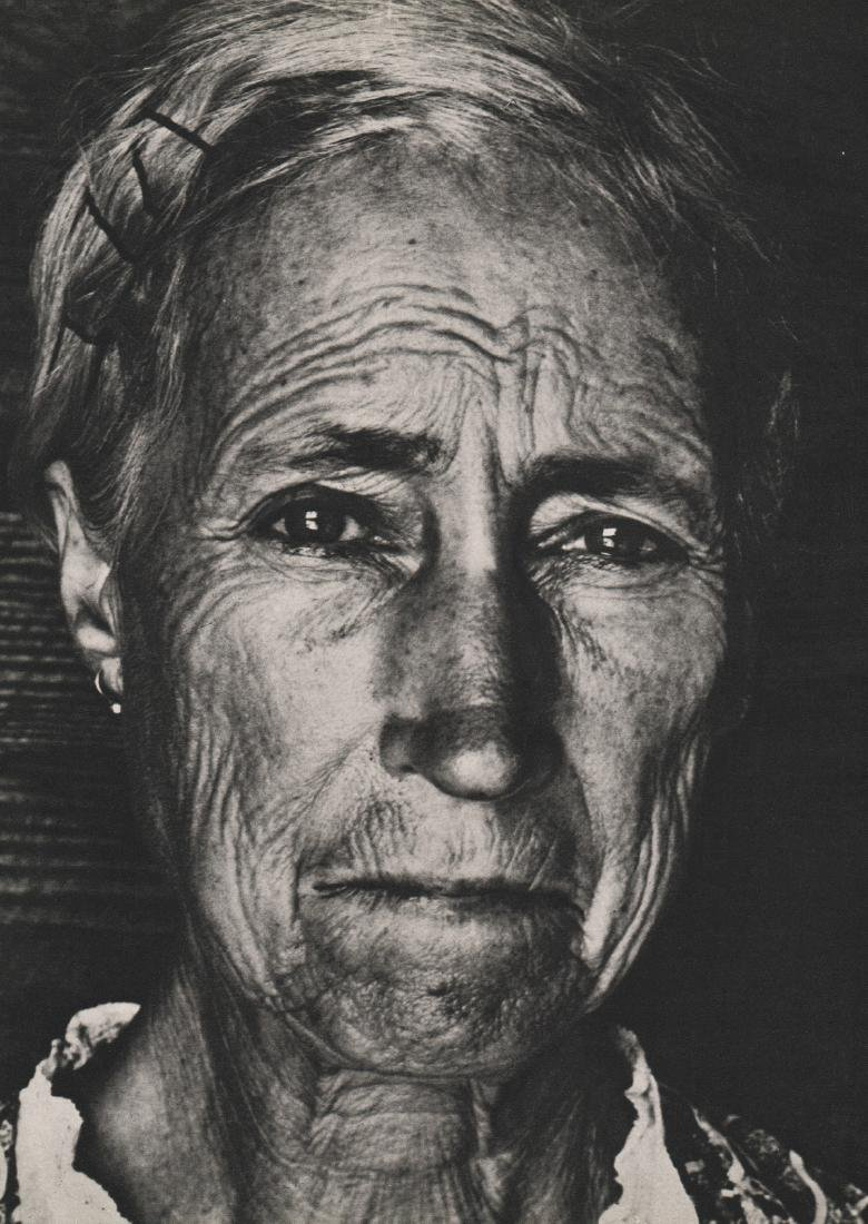 MARGARET BOURKE-WHITE - Sharecroppers Wife