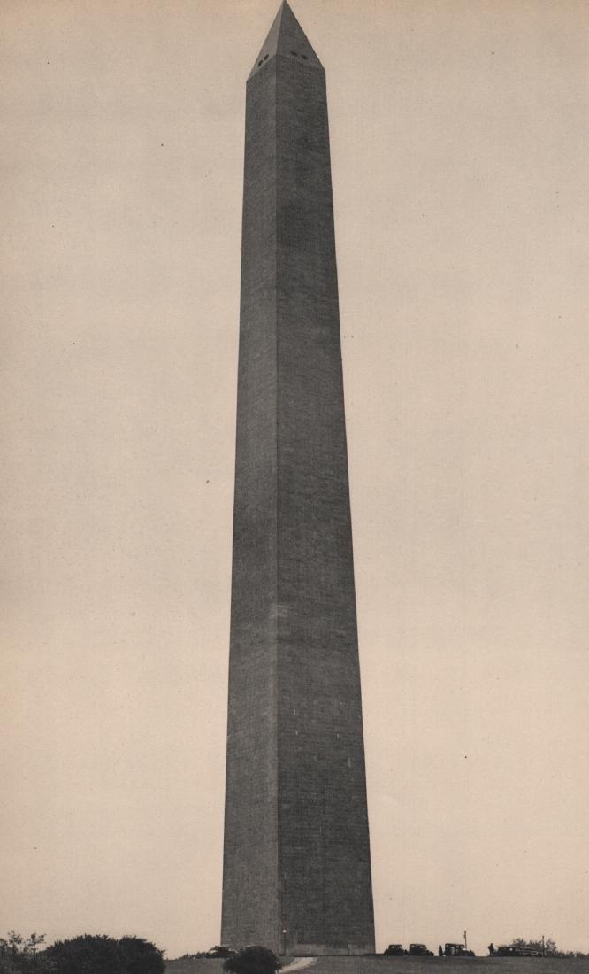 MARIO BUCOVICH - Washington Monument