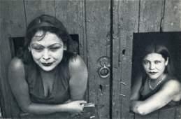 HENRI CARTIER-BRESSON - Cuauhctemocztin Street 1934