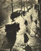WOLFGANG SUSCHITZKY  A Quay in Amsterdam