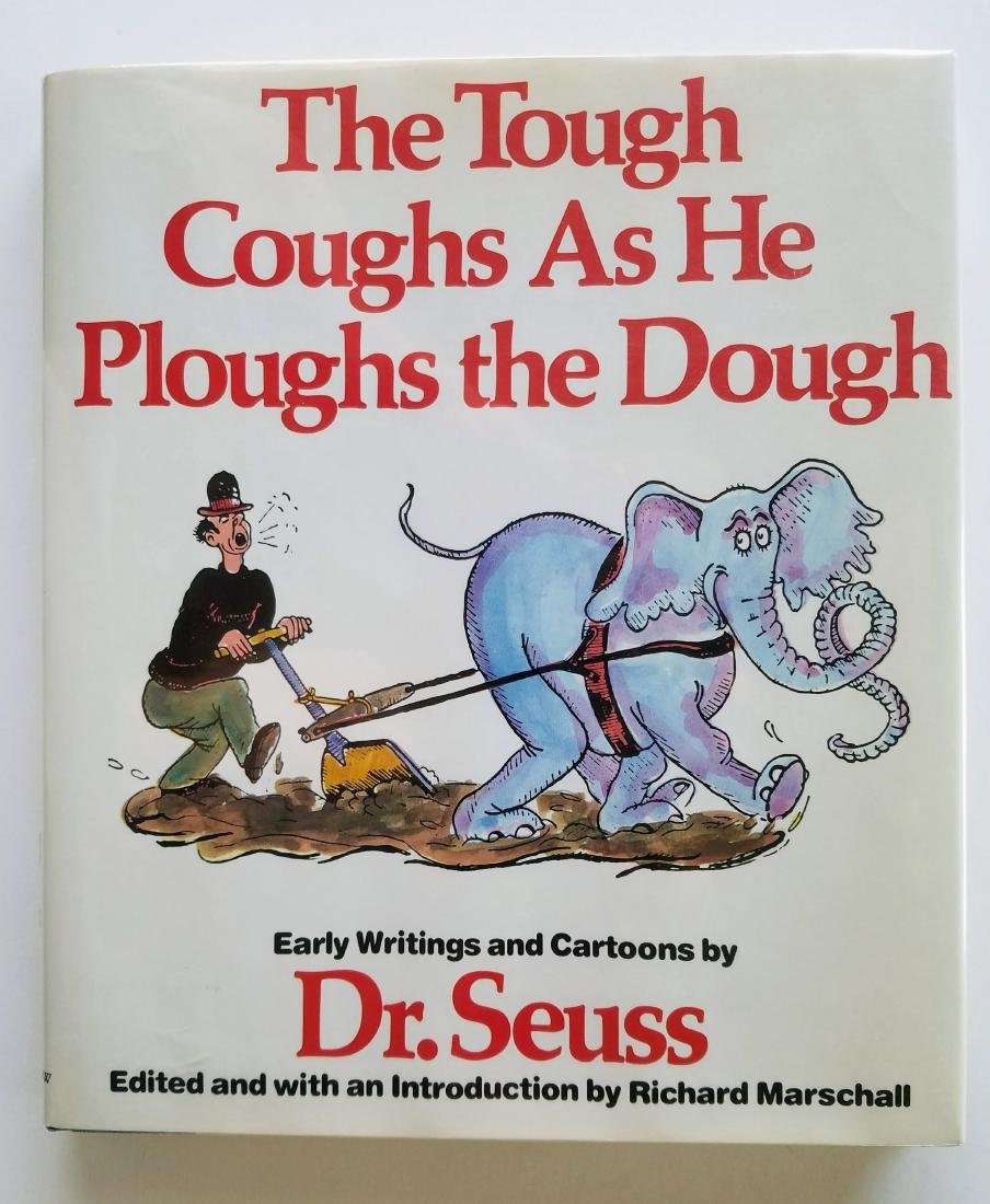 Dr. Seuss, SIGNED First Edition.
