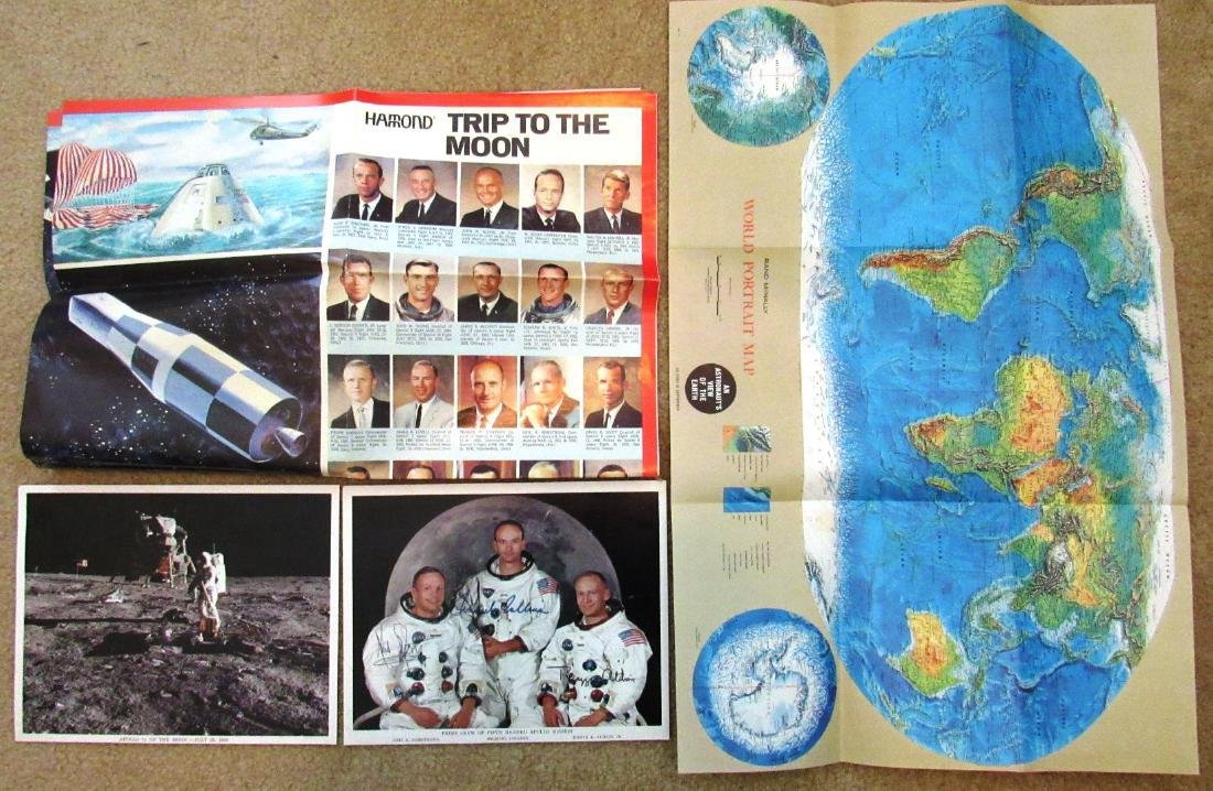 Astronaut Space Collection Armstrong, Aldrin, Apollo 11