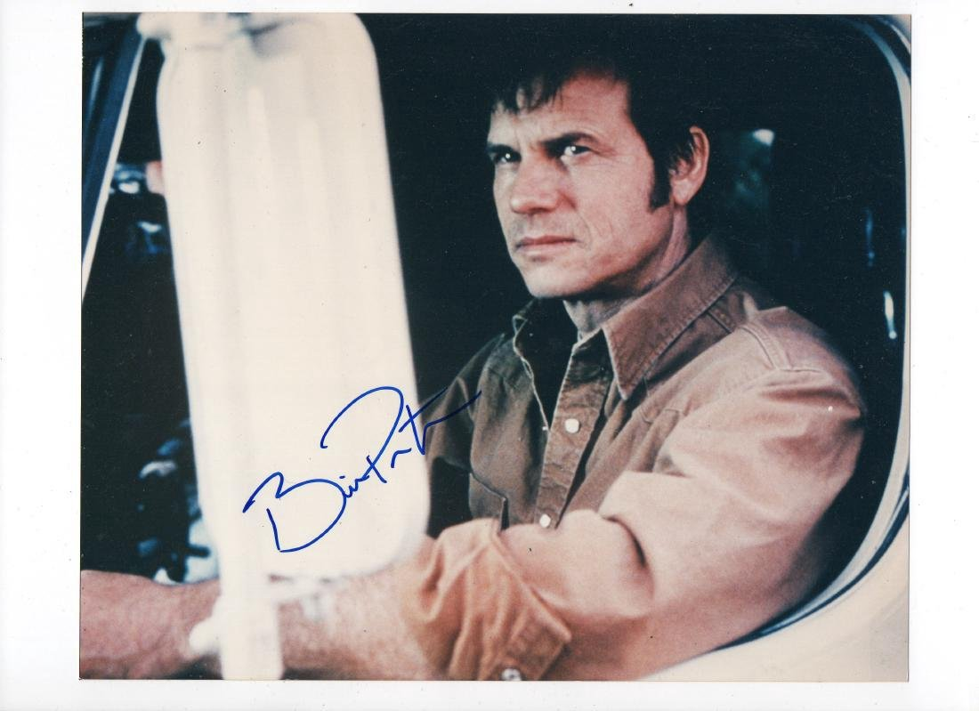 Bill Paxton Autographed Photo