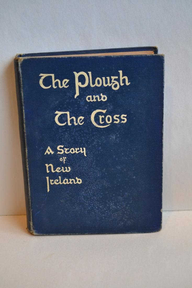 The Plough and the Cross: A story of the new Ireland