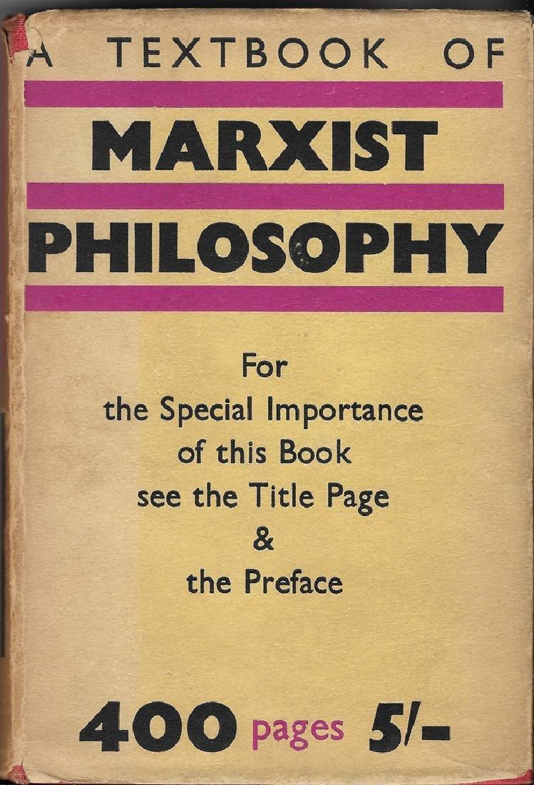 Marxist Philosophy Leningrad Institute of Philosophy