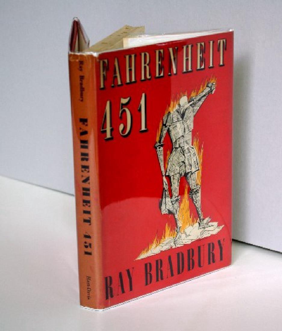 Fahrenheit 451 Ray Bradbury