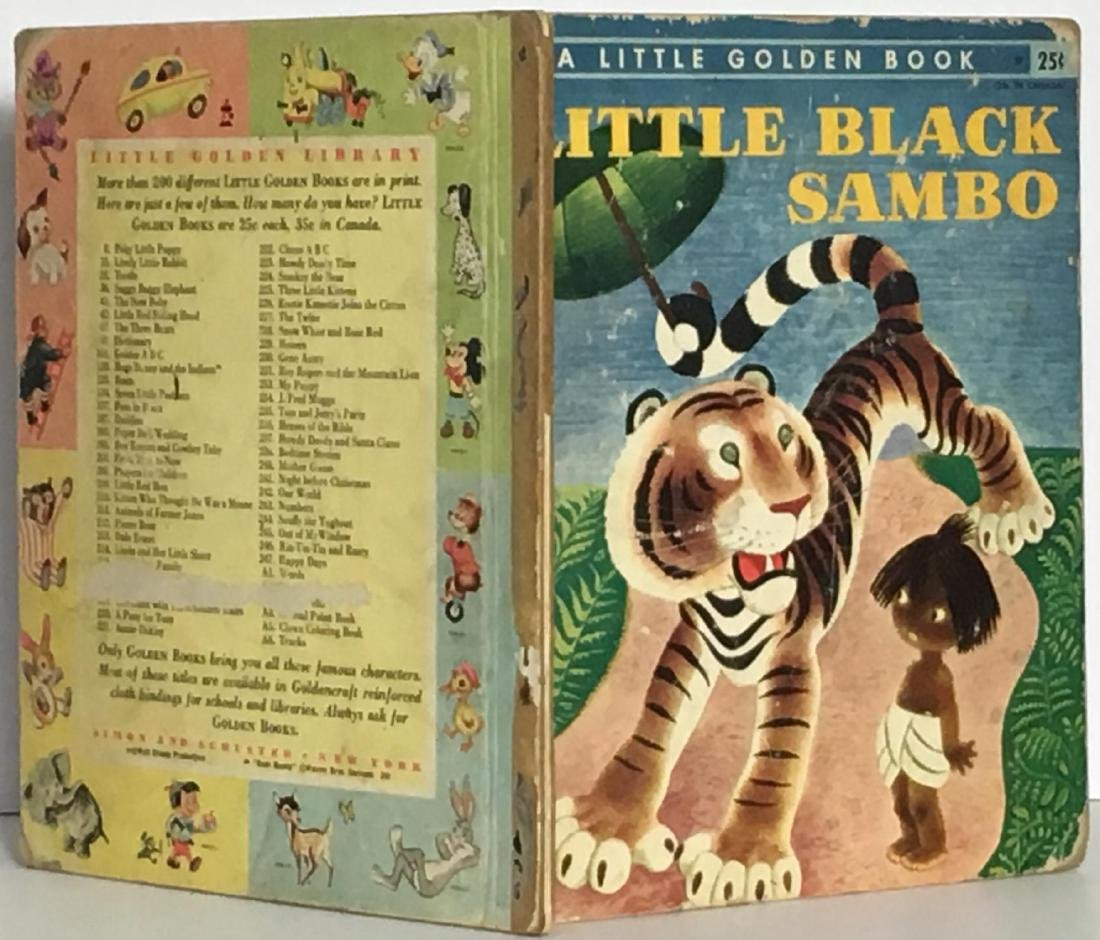 Little Black Sambo Helen Bannerman