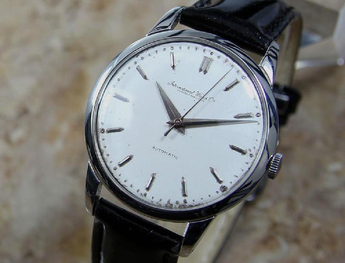 IWC International Watch Co 1960 Automatic Swiss Watch
