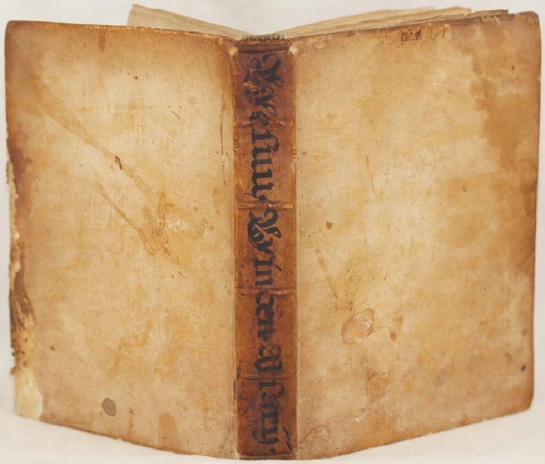 VESUVIUS ARDENS, Alsario della Croce, 1632, Vulcano