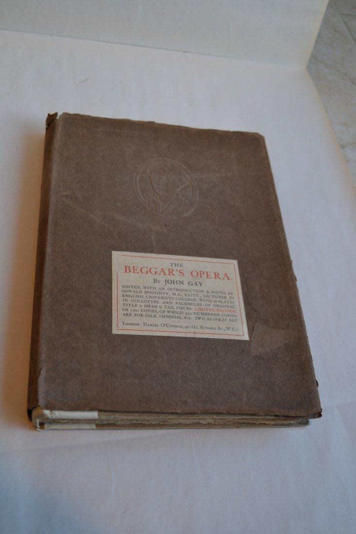 The Beggar's Opera Gay, John