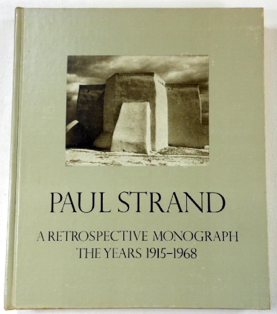 Paul Strand: A Retrospective Monograph. 1915-1968