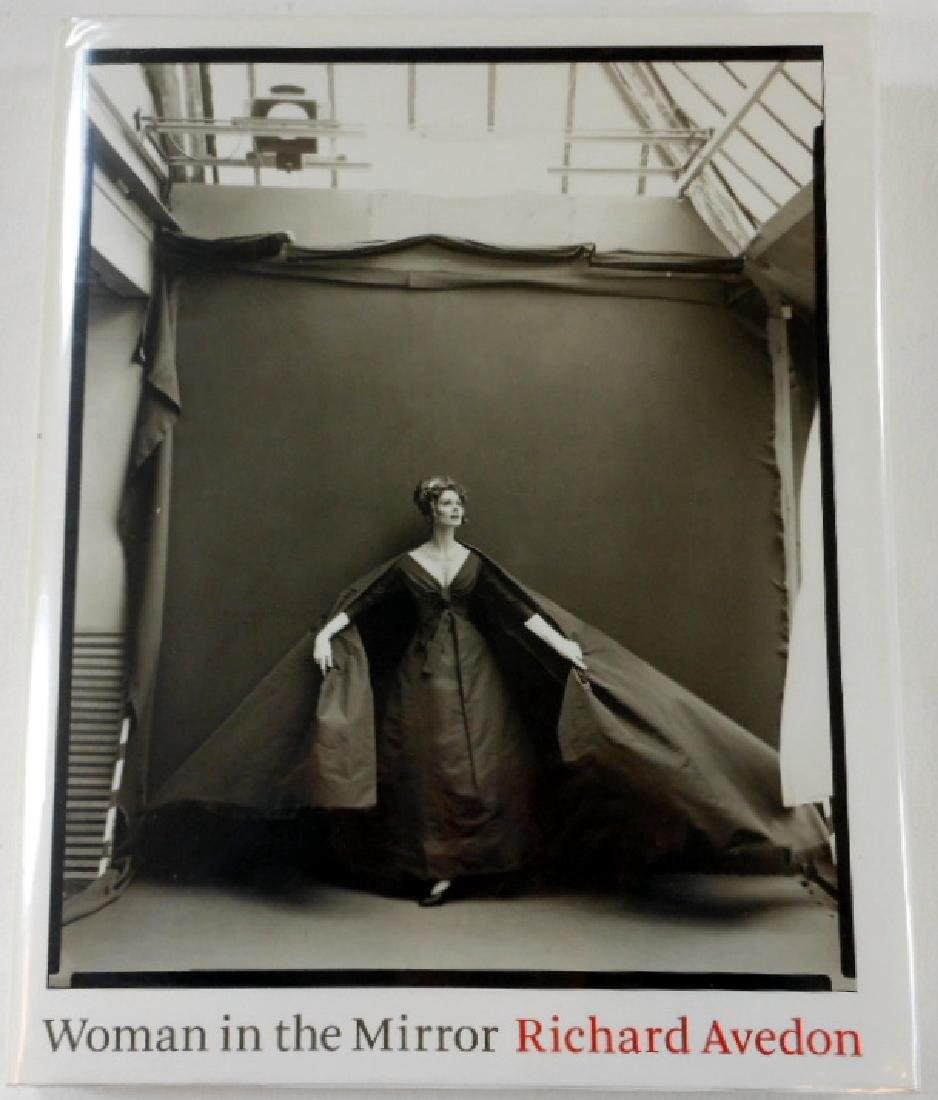 Woman in the Mirror Avedon, Richard First edition