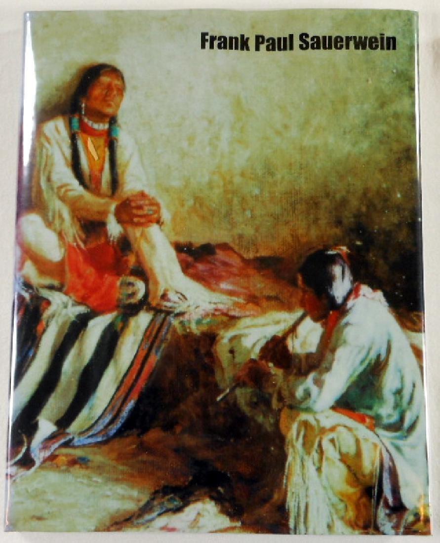 Frank Paul Sauerwein Master Painter American Southwest