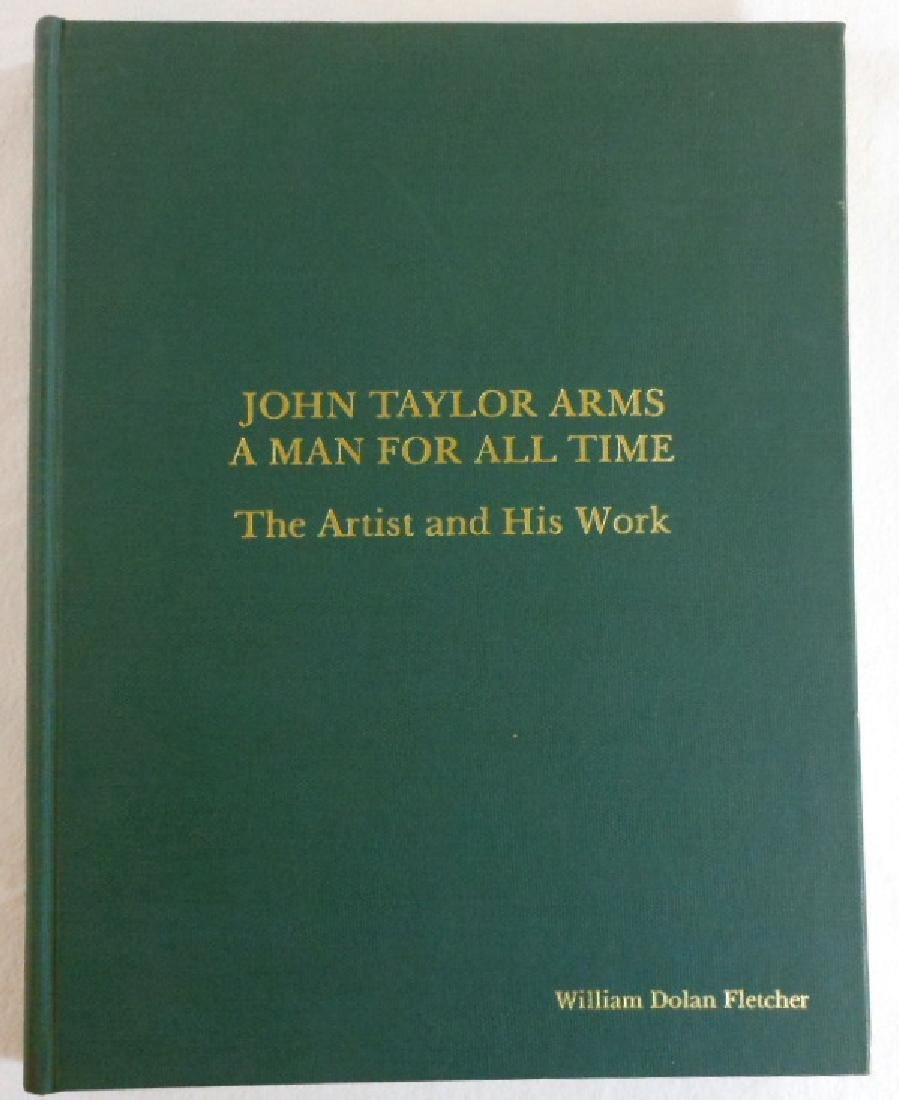 John Taylor Arms: A Man of All Time. Artist & His Work.