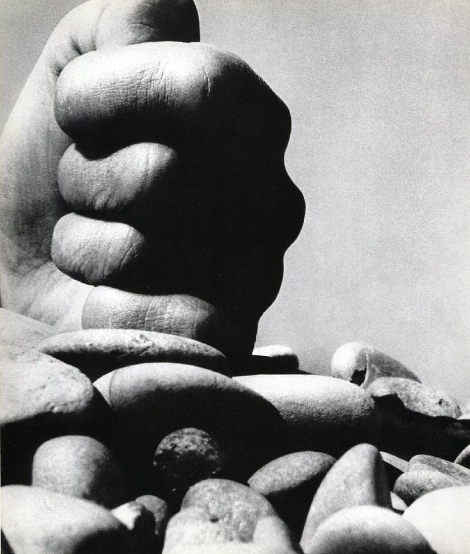BILL BRANDT - Fist