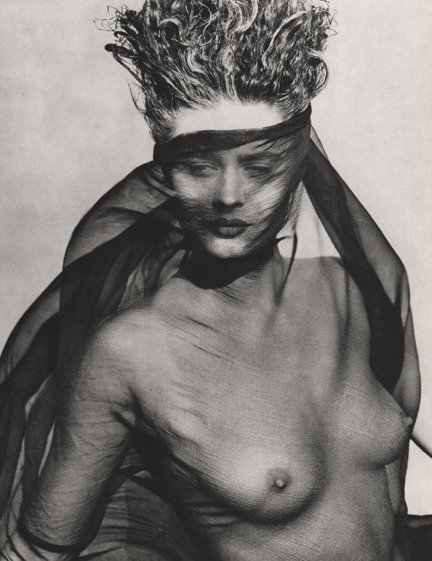 HERB RITTS - Consuelo, Paradise Cove, 1984