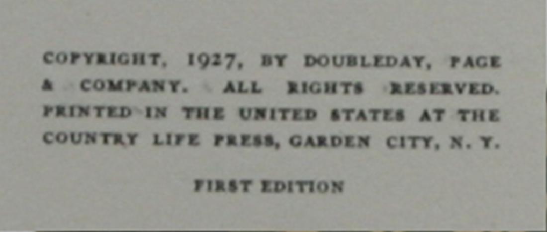 Anna Freeborn Priestly Woodblock First Edition Book - 3