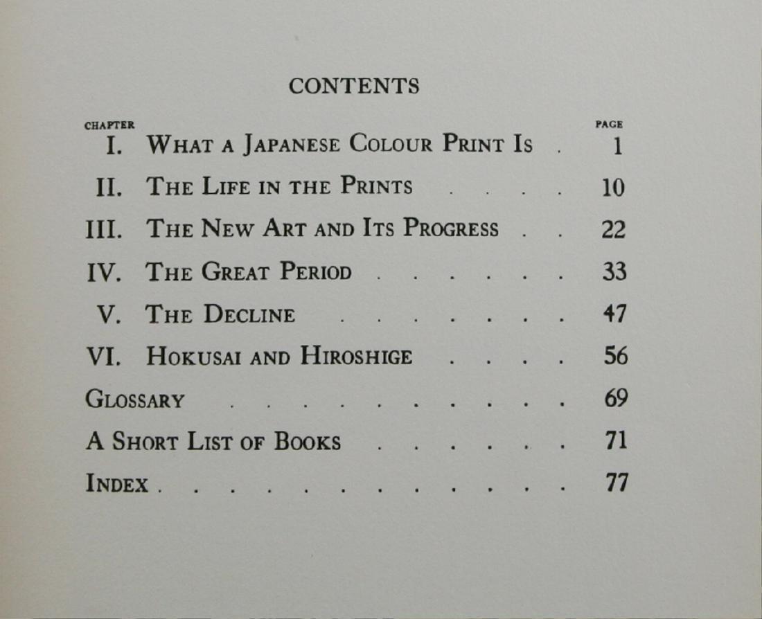 Anna Freeborn Priestly Woodblock First Edition Book - 4