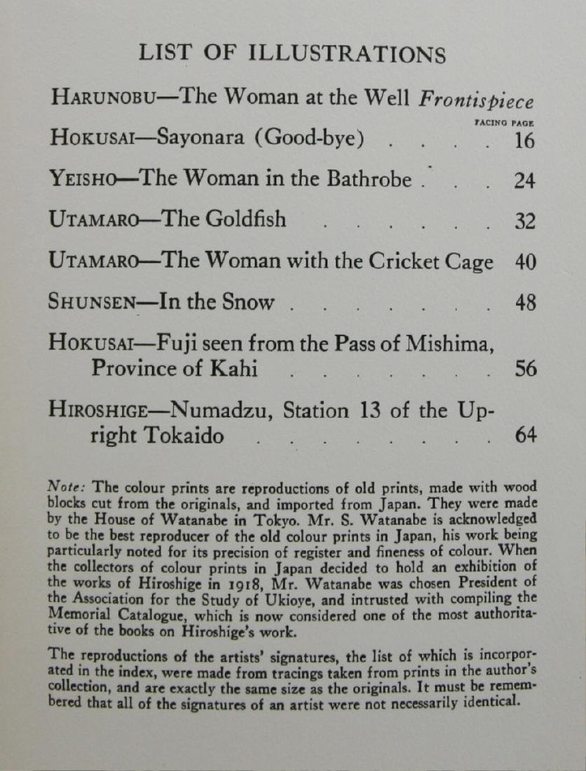 Anna Freeborn Priestly Woodblock First Edition Book - 5