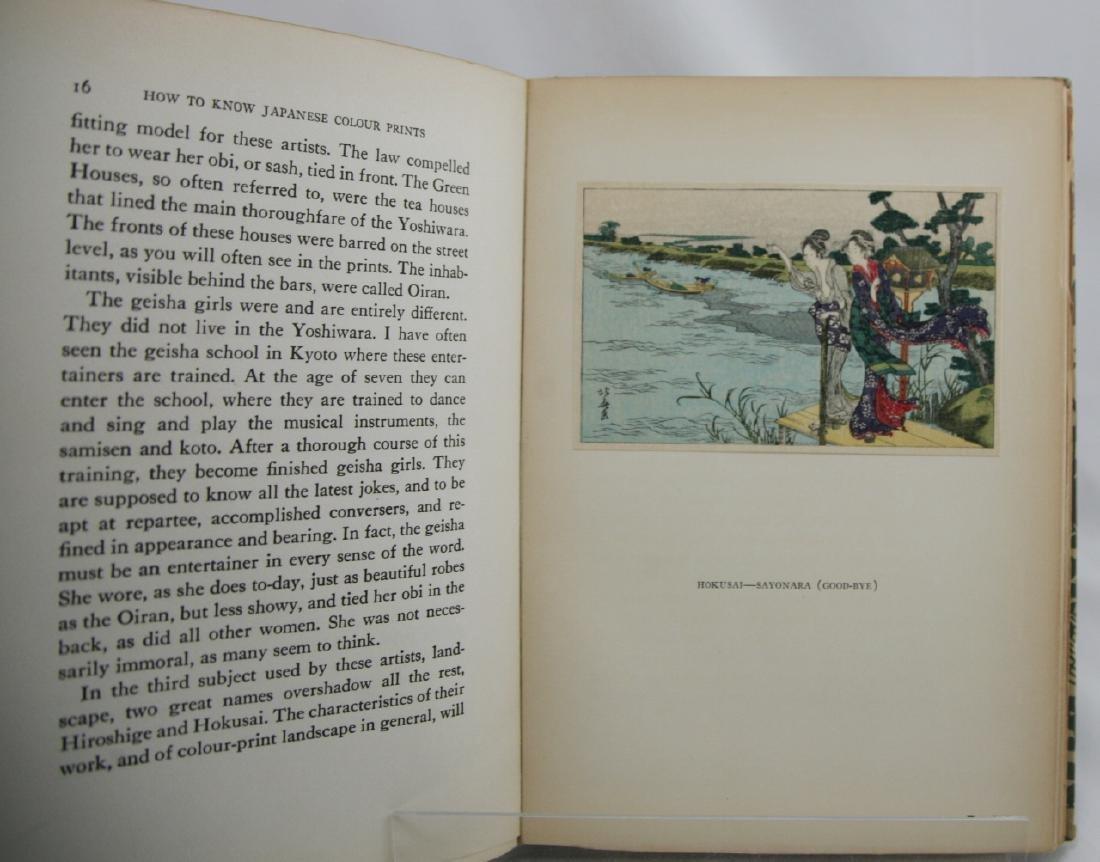 Anna Freeborn Priestly Woodblock First Edition Book - 6