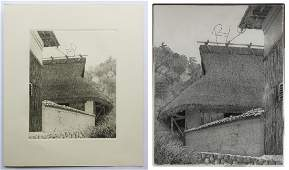 Ryohei Tanaka Print & Plate Aimoto Village