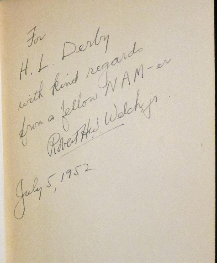 May God Forgive Us Inscribed First Edition - 4