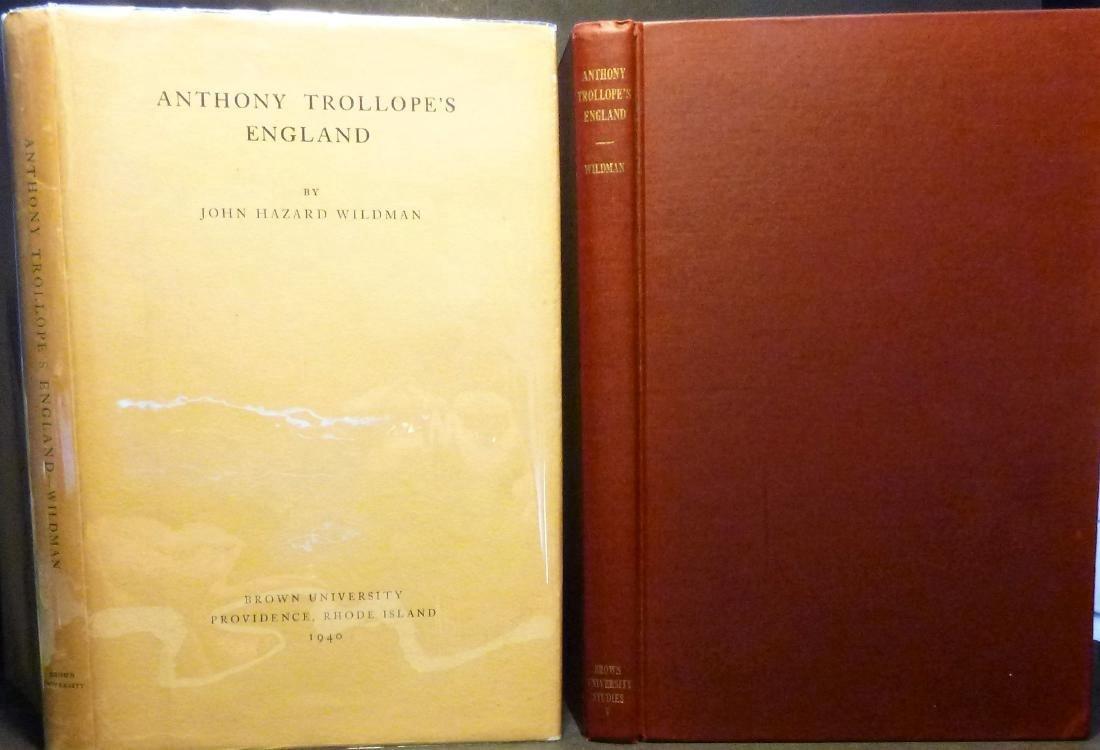 Anthony Trollope's England