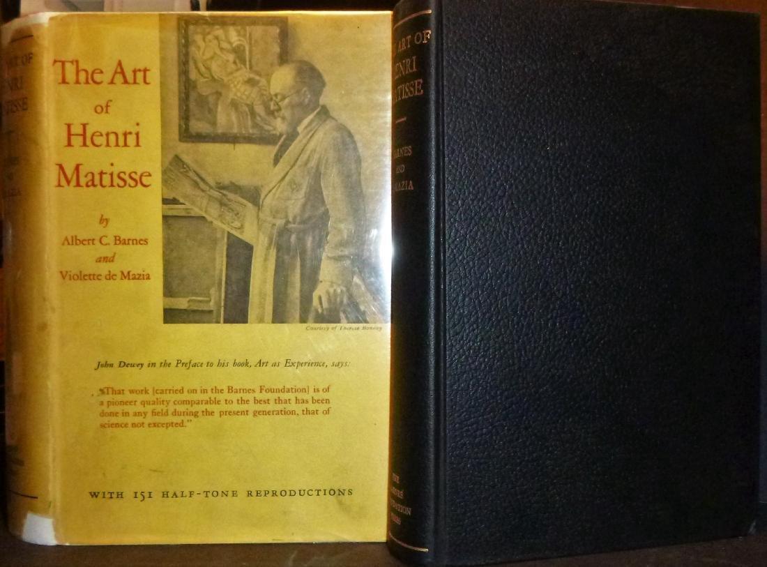 The Art Of Henri Matisse