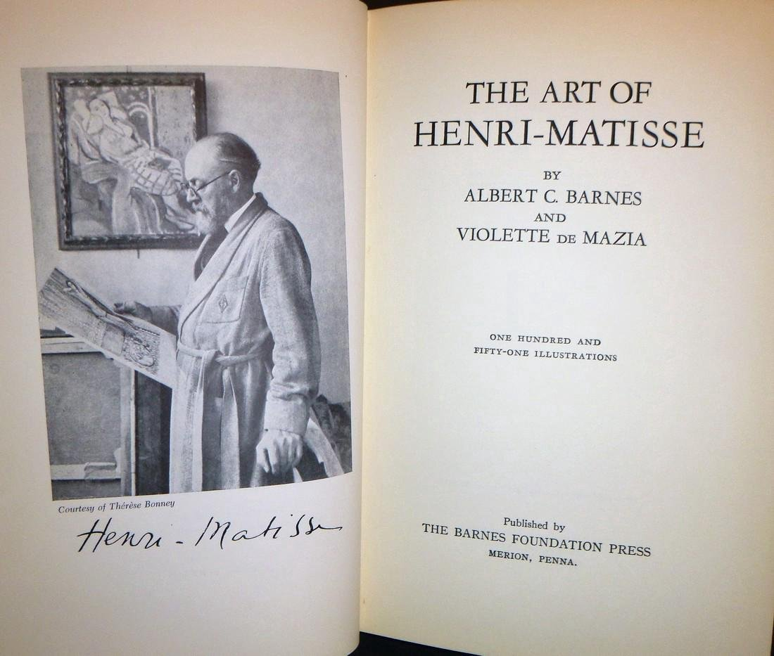 The Art Of Henri Matisse - 2