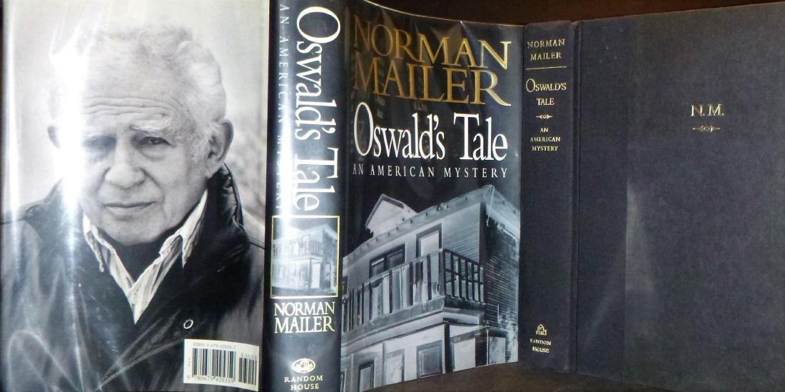 Oswald's Tale- Inscribed 1st edition